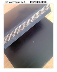 siyah lastik konveyör bant