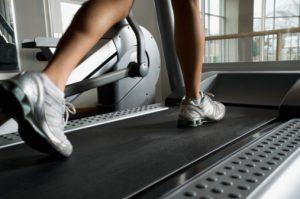PVC ve TPU Koşu Bantı Treadmill Belt