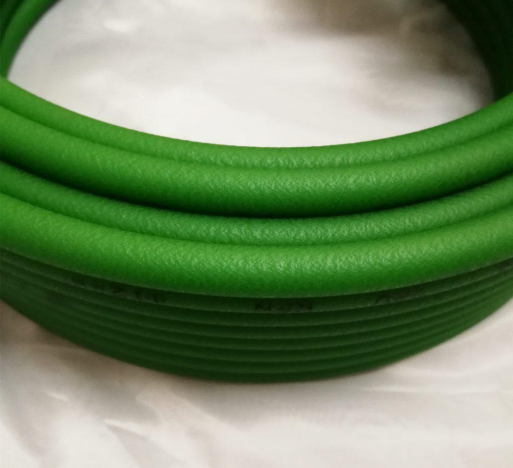 ipli kevlarlı round belt habasit ekstude belt